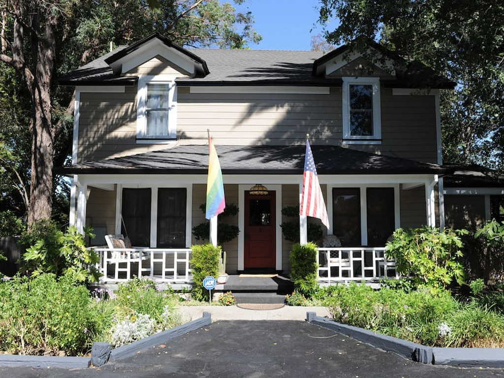 The Birchwood Suite Napa Valley Bed And Breakfast The